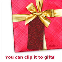Venerate gift tag & card