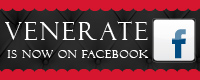 Visit the Venerate FaceBook Page
