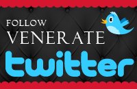 Follow Venerate on Twitter